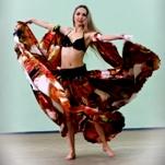 Ольга, преподаватель Belly Dance